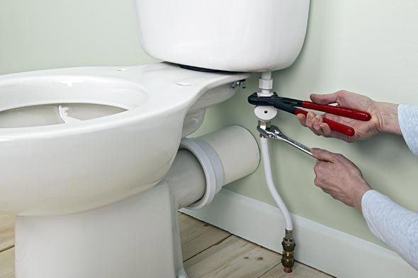 paul shoenberger plumbing heating gc toilet repair